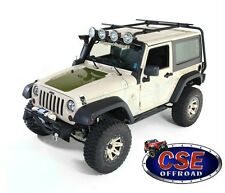 Jeep Wrangler JK Sherpa Roof Rack  2007-2017 2 Door 11703.01 Rugged Ridge