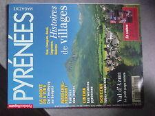 $$ Revue Pyrenees Magazine N°59 route des vins  Val d'Azun  Eus Campan Anso
