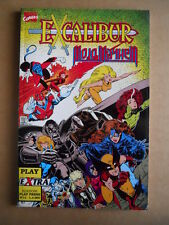 EXCALIBUR - Play Extra n°11 Marvel Play Press  [G495]