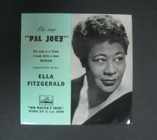 "ELLA FITZGERALD-7""EP, 'ELLA SINGS PAL JOEY'  (Incl The Lady Is A Tramp)"