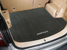 HOLDEN CAPTIVA 2006-2012 GENUINE BRAND NEW FLOOR MATT CARGO TRUNK MATT