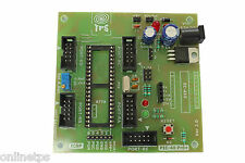 Microchip PIC Development Board for 40 pin PIC Microcontroller 16F877
