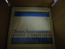 NEW NOS TI-99/4A  HOME FINANCIAL MANAGER SEALED IN ORIGINAL BOX PHL 7001