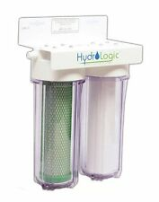 Hydro Logic Small Boy De-Chlorinator Sediment Filter - water filtration system