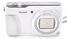 Panasonic Lumix DMC-ZS35 DMC-TZ55 16.1MP 20x DIGITAL CAMERA - WHITE