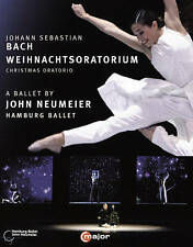 Bach: Christmas Oratorio by John Neumeier [Blu-ray], New DVDs