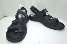 Ecco Black Yucatan Sport Sandals Size EU 40 / US 9.5 M