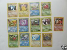 Pokemon 100 Assorted First/Second Generation Com/Unc - Base thru Neo - NO DUPES