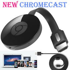 For Google Chromecast 2 Digital HDMI Media Video Streamer 2015 2nd Generation BK