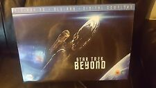 Star Trek Beyond 3D+2D Blu-ray Collector Ship Limited Edition Gift-Set New &Seal