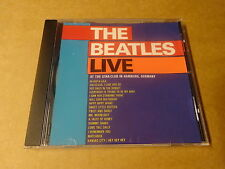 CD / THE BEATLES LIVE AT THE STAR-CLUB IN HAMBURG, GERMANY