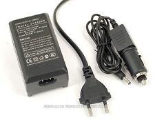 EU Plug Battery CAR CHARGER F SONY NP-FM500H NP-FM50/FM70/FM90/FM55H/QM71D/QM91D