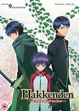 Hakkenden Eight Dogs Of The East Complete Season 1 Collection DVD New ANIME