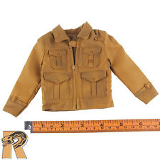 Christmas Casual - Brown Jacket - 1/6 Scale - Magic Cube Action Figures