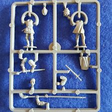 Perry miniatures foot knight command sprues