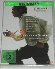 Universal - 12 Years a Slave - DVD/NEU/OVP/Drama/Michael Fassbender