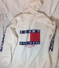 Vintage Bootleg Tommy Hilfiger Jacket Size M