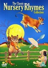 NEW - The Classic Nursery Rhymes Collection DVD 0091037015594