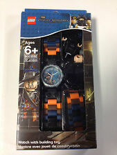 LEGO Pirates of the Caribbean Barbossa Kids Watch 9003592 NEW! 50 Meters