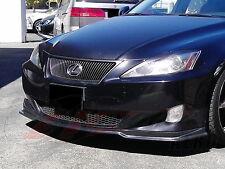 06 07 08 Lexus IS250/IS350 BMagic PU Front Bumper Chin Lip Spoiler