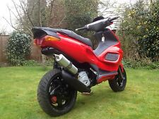 GILERA RUNNER EVO  STYLE CARBON EFFECT UNDER TRAY