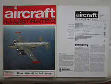 REVUE AIRCRAFT ILLUSTRATED 10/70 CAMPBELL CRICKET DC-9 PLAYBOY BUNNIES CANADA
