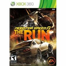 Need For Speed: The Run For Xbox 360 Racing Game Only 3E