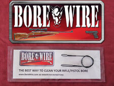 Bore Wire HD Pistol Bore Cleaning Tool - Rod - Better Then Bore Snake - Gifts