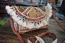 Indian Vintage Clutch Bag Stylish Trendy Hippie Gypsy Bag  Bohemian Purse KB-32