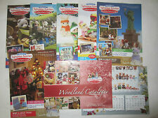 Sylvanian families joblot/bundle/collection Collectors Magazines Various lot 1