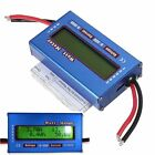 DC LCD 100A/60V RC Helicopter Boat Battery Power Analyzer Watt Meter Balance