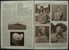 Greek Bronze Statue Found By Turkish Sponge Fishers Aegean 1953 3 Page Article