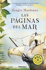Las Páginas Del Mar by MartÍnezsergio and Sergio Martínez (2016, Paperback)