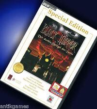 Black Mirror 1 de la oscura espejo del alma alemán PC con banda sonora & solución