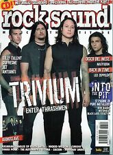Rock Sound.Trivium,Billy Talent,Audioslave,Iron Maiden,Dufresne,Motorhead,Jet,ii