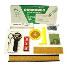 Tweeten Billiard Home Tip Repair Kit for Re-Tipping Pool Cues