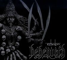Behemoth - Ezkaton [PA] [Digipak] (CD, 2008, Metal Blade) Black Metal, NEW