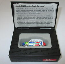 "Schuco piccolo 05847 Austin fx4 London taxi ""singapore taxi"" Nouveau/OVP"