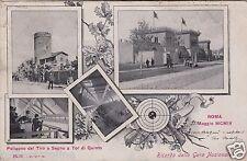 # ROMA: POLIGONO DI TIRO A SEGNO A TOR DI QUINTO- RICORDO GARA NAZIONALE 1904
