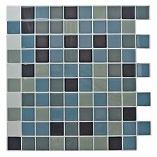Self-Adhesive Mosaic Tile Sticker Bathroom Kitchen Transfers Transform 10x10inch