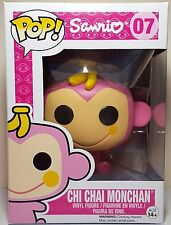 Funko Pop Chi Chai Monchan Chicha  #07 Hello Kitty Sanrio Vinyl Figure New