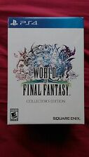 Rare World of Final Fantasy: Collector s Edition PlayStation 4 New & Sealed