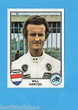 SPORT SUPERSTARS/EURO FOOTBALL 82-PANINI-Figurina n.262- HARTOG - OLANDA -Rec