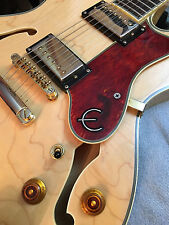 Epiphone pickguard E logo for Dot, Casino, Sheraton NEW - Free Shipping