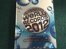 GUINNESS WORLD RECORDS RECORD 2012 BOOK