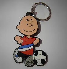CHARLIE BROWN FOOTBALL SNOOPYS FRIEND FROM CHARLIE BROWN PEANUTS - KEYFOB105