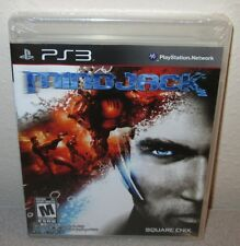 MINDJACK Sealed New PlayStation 3 Techno Conspiracy Shooter w/Hacking Mechanic