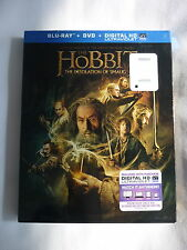 The Hobbit The Desolation of Smaug Blu-Ray, DVD, and Digital Copy   NEW