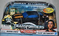 Transformers 3 DOTM Human Alliance Bumblebee with Sam Witwicky