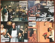 DO THE RIGHT THING Danny Aiello SPIKE LEE Ossie Davis 4 Photos